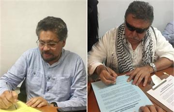 Farc: la dirección nacional del partido se acogió a la JEP