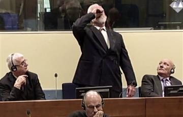 La Haya: El militar que se suicidó lo hizo con cianuro