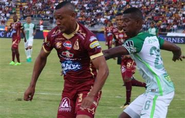 Liga Águila: ¿Atlético Nacional o Deportes Tolima?