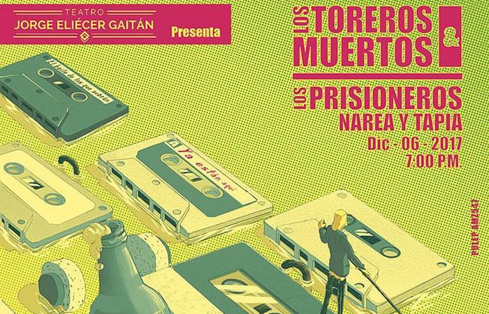 Rock en español: Los Prisioneros y Los Toreros Muertos regresan a Bogotá