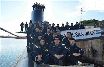 Detectan imagen compatible con el ARA de San Juan