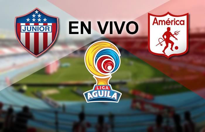 Atlético Junior vs. América de Cali EN VIVO online