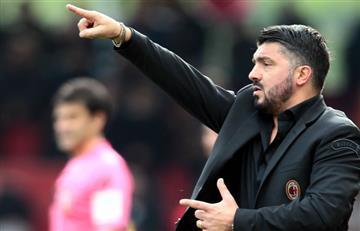 "Gennaro Gattuso: ""Un cuchillo hubiera dolido menos"""