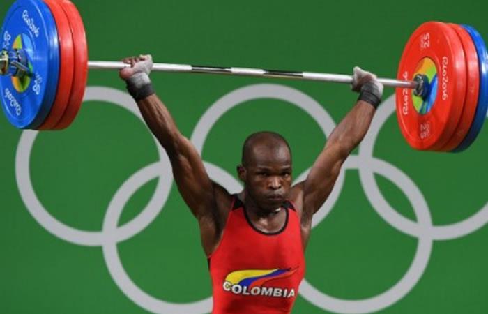 Pesista olímpico Edwin Mosquera es asesinado