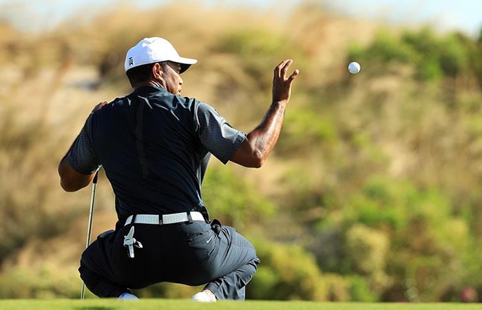 Tiger Woods. Foto: AFP