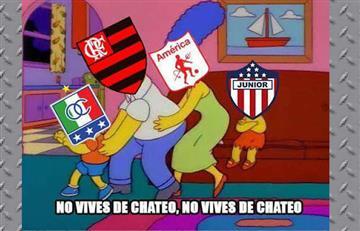 Atlético Junior: Los memes acabaron con el club 'tiburón'