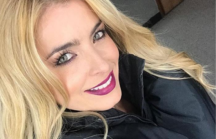 Cristina Hurtado es criticada por sus estrías y así respondió