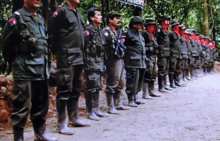 ELN: Cese al fuego bilateral está