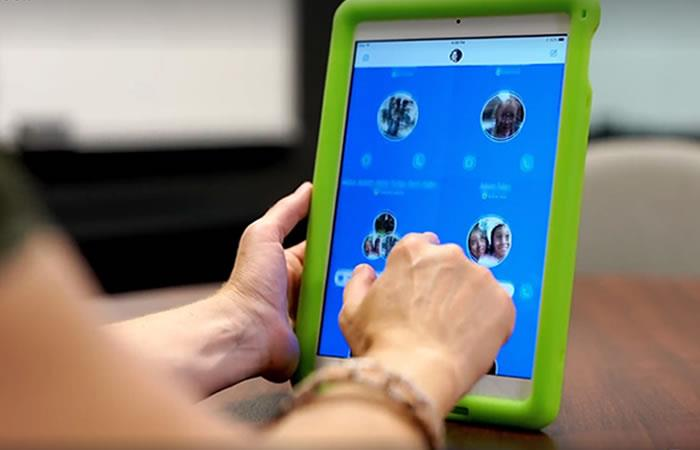 Facebook lanza app especialmente para los niños