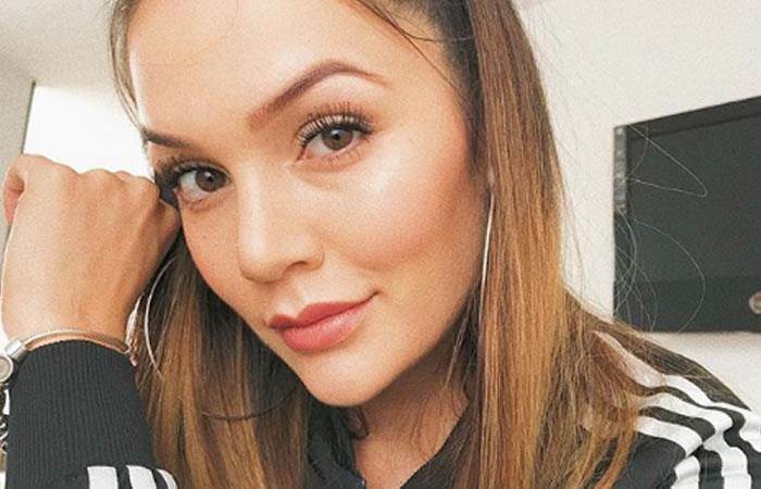 Lina Tejeiro respondió a críticas por su cambio de look