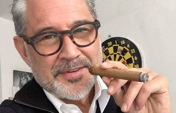 Manuel Teodoro es captado fumando y protagoniza polémica discusión