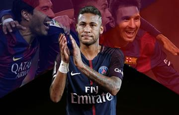 Súarez confirma si el futuro de Neymar está en el Real Madrid o en otro lugar