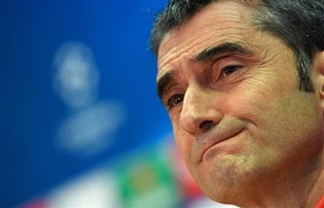 Valverde habla de la posible salida de Mascherano ¿le cierra la puerta a Mina?