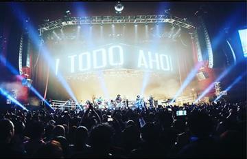 Arcade Fire se toma Bogotá