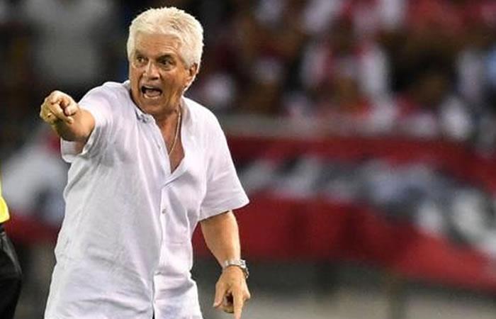 Atlético Junior: Julio Comesaña renuncia a su cargo