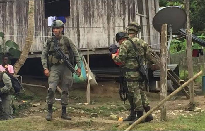 Confirman 13 muertos en el enfrentamiento de Magüi Payán, Nariño