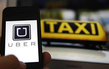 Grave agresión de conductor de Uber X contra un pasajero