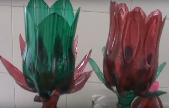 Crea Maravillosos Faroles Navideños Con Material Reciclable