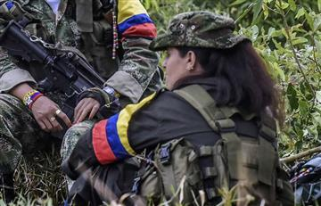 """Exguerrillera: """"Éramos carne para los comandantes de las Farc"""""""