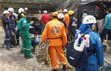 La cifra de muertos aumenta tras explosión de mina en Boyacá
