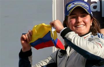 Pilotos Colombianos: Tatiana Calderón, piloto del año FCAD 2017
