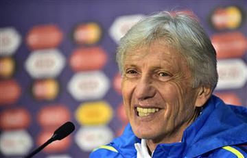 Selección Colombia: José Pékerman recibe tremendo reconocimiento