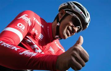 Alberto Contador estará en la Colombia Oro y Paz