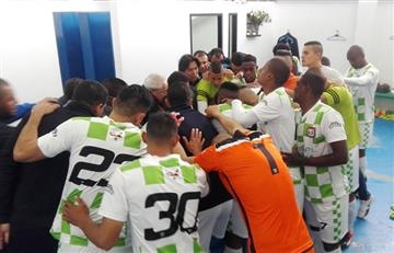 Boyacá Chicó se coronó campeón de la Primera B y asciende a Primera División