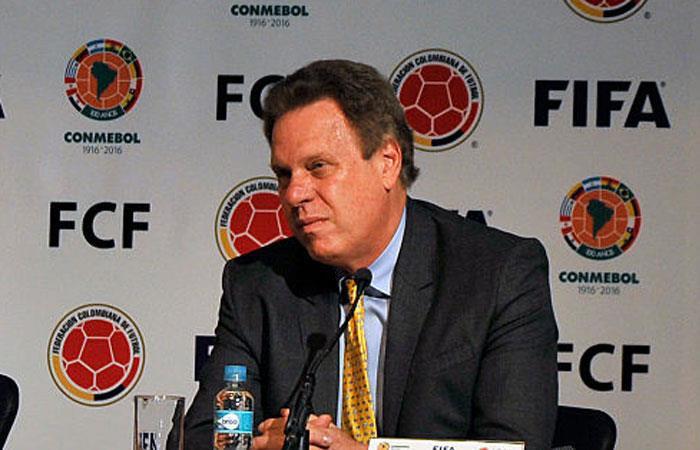 Colombia vs. Francia: Ramón Jesurún confirma el amistoso
