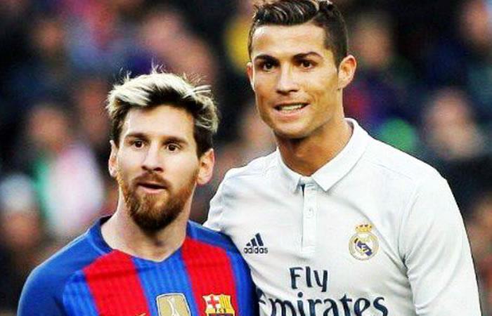 Cristiano Ronaldo pensó que nunca iba a alcanzar a Messi