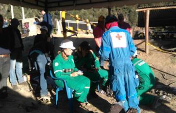 En la tragedia de la mina en Boyacá, rescatan la octava victima