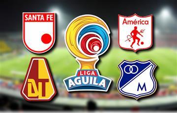 Liga Águila: Dimayor confirmó día, hora y canales para la vuelta de las semis