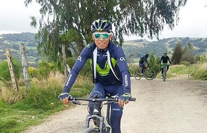 Nairo Quintana demuestra por qué es un colombiano de verdad