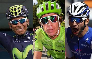 Nairo Quintana, Fernando Gaviria y Rigoberto Urán retumbarán el Colombia Oro y Paz