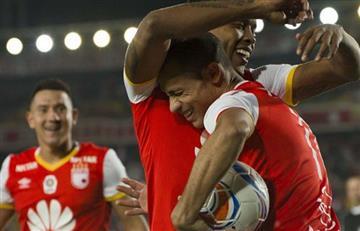 Santa Fe consigue una importante victoria en la semifinal de la Liga Águila