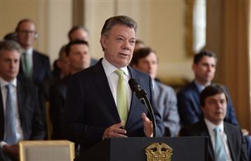 Santos se muestra tranquilo y avisa que habrá nuevo equipo negociador con el ELN