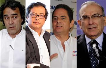Elecciones 2018: Sergio Fajardo lidera intención de voto