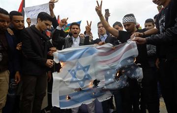 """Día de la """"ira"""" y de la diplomacia en torno al estatuto de Jerusalén"""