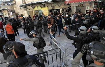 """Jerusalén: Dos palestinos muertos por el """"día de ira"""""""