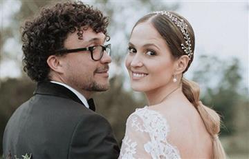 Andrés Cepeda se casó por segunda vez y así fue su boda