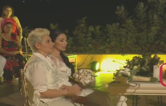 Camila Chaín y Kelly Barrios se casaron y así fue la boda