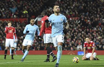 El City se impone en el Old Trafford ante el United