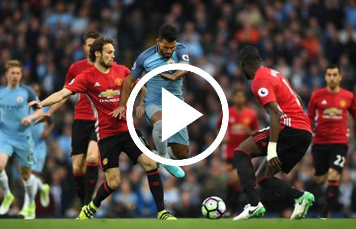 Manchester United vs. Manhester City: Transmisión EN VIVO por TV