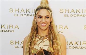 Shakira recuerda así a su natal Barranquilla