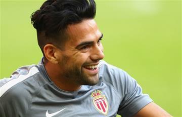 Falcao García se prepara para el siguiente reto del AS Mónaco