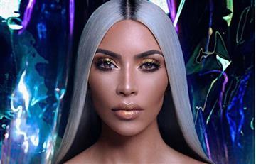 Kim Kardashian sorprende a sus seguidores con un cambio extremo
