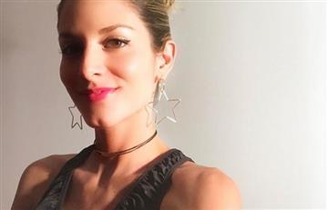 Natalia Jerez en ropa interior revela la primera foto embarazada