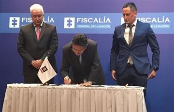 Acuerdo para la integridad del FPC entre Dimayor, Fiscalía y Acolfutpro