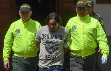 """Alias """"Tom"""" fue trasladado a la cárcel La Picota"""