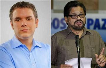 Video: Confunden a Iván Duque con Iván Márquez en evento uribista